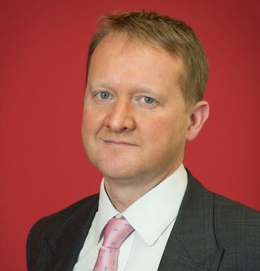 Mr Jon Conroy