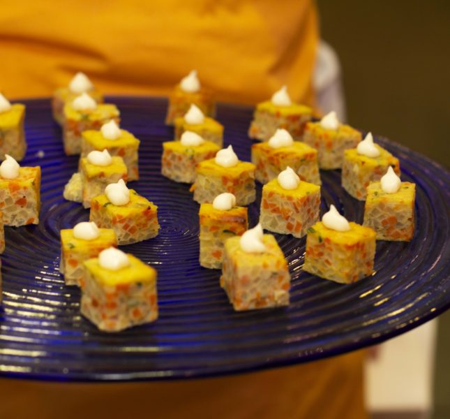 Canapes Med