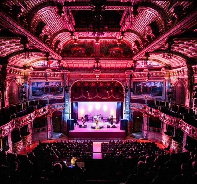 Royal Hall - Steve Harley Concert (Credit: Ed Fielding)