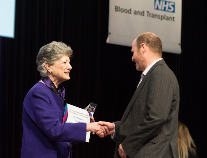 British Transplantation Society and NHS Joint Congress