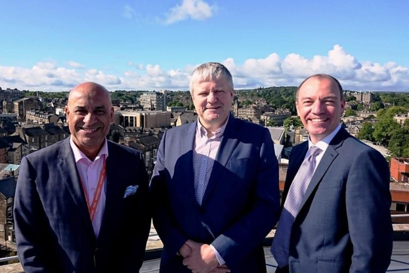 Harrogate Convention Centre is at the heart of a major business plan by the council
