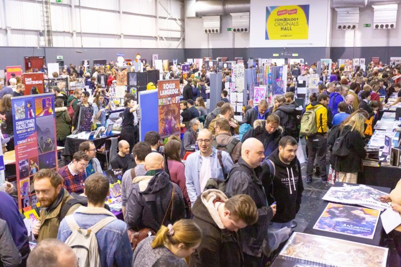Thought Bubble Harrogate Convention Centre 2019