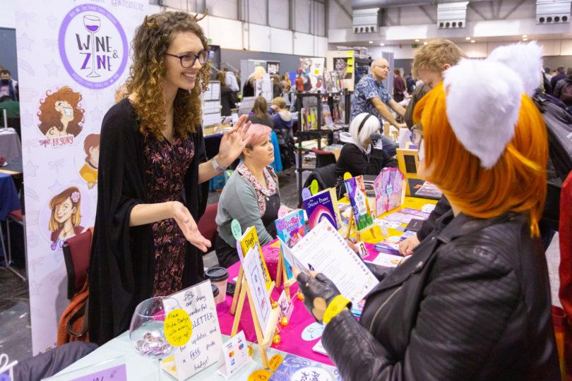 Thought Bubble Harrogate Convention Centre 2019