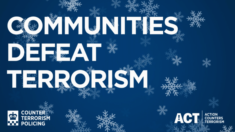 Communities defeat terrorism
