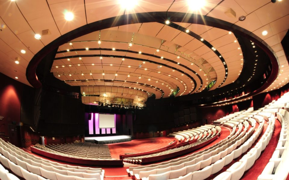 Auditorium At Harrogate Convention Centre Harrogate