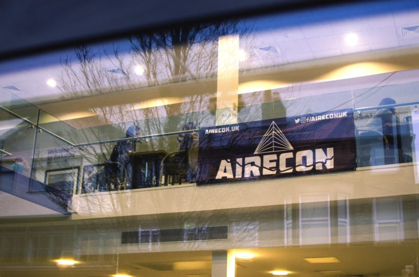 Harrogate Convention Centre take on AireCon