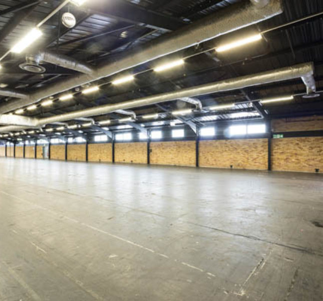 Hall B Panorama 2