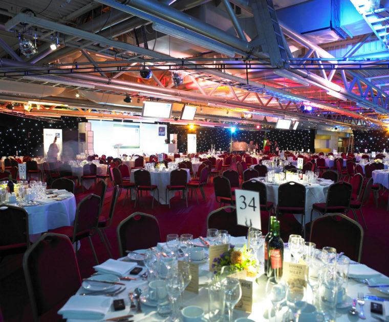 Hall D Banquet