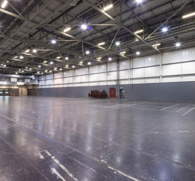 Hall M Panorama