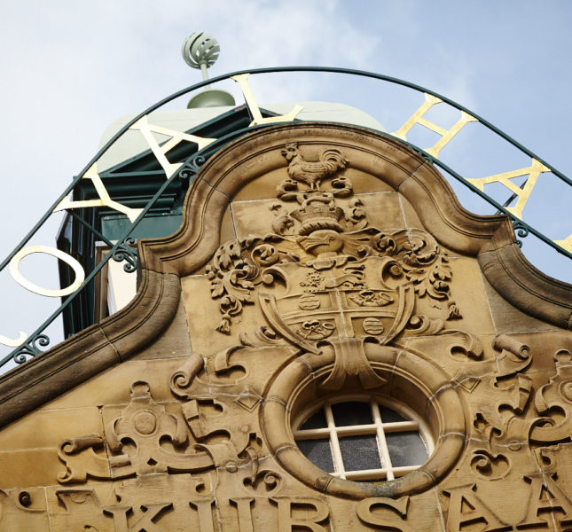 Royal Hall Detail