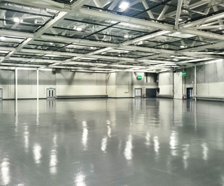 Studio 1 Empty